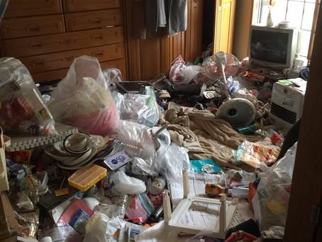 ゴミ屋敷が新築部屋のように生まれ変わりました!