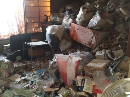 新潟県内でのゴミ屋敷片付け作業(年間実績NO.1を誇ります。)