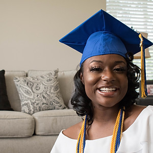 Raevyn's Graduation Pictures