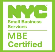 VIRSIG Granted NYC  Minority Owned Business Enterprise (MBE) Certification
