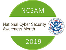 VIRSIG 'Champions' National Cyber Security Awareness Month