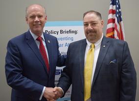 VIRSIG's Alfassa Attends Washington Policy Briefing on Vehicular Attacks Against Pedestrians and