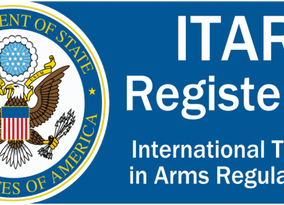 VIRSIG is now Registered with International Traffic in Arms Regulations (ITAR)