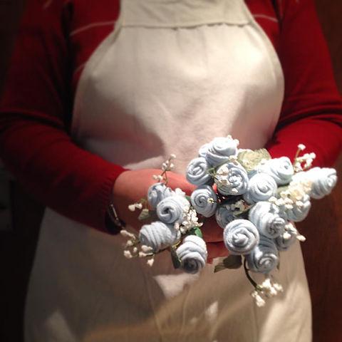 Aprender a elaborar Baby Flowers, DIY
