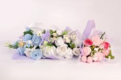 Bouquets de cinco prendas