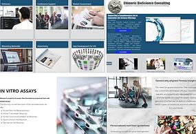 website development Biotech