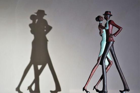 Danseur de tango