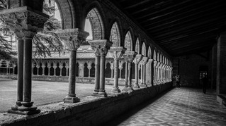 Cloitre de l'abbaye de Moissac