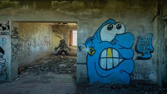 Caserne abandonnée