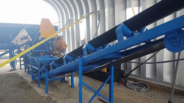 View of machine up belt.jpg