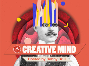 My interview on Creative Mind