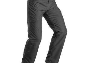 Fleece-lined pants