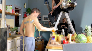 Making of Fruits of Love