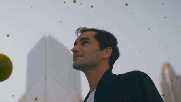 Mercedes What Moves You – Roger Federer