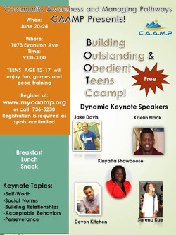 Boot Camp Event