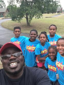 Ignite Kids at Camp