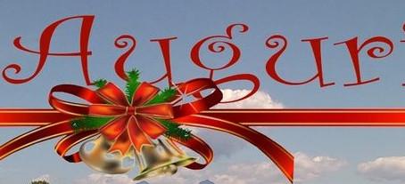 Buon Natale e Felice Anno nuovo