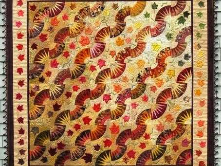 """Pat's quilts published in """"500 Traditional Quilts"""""""