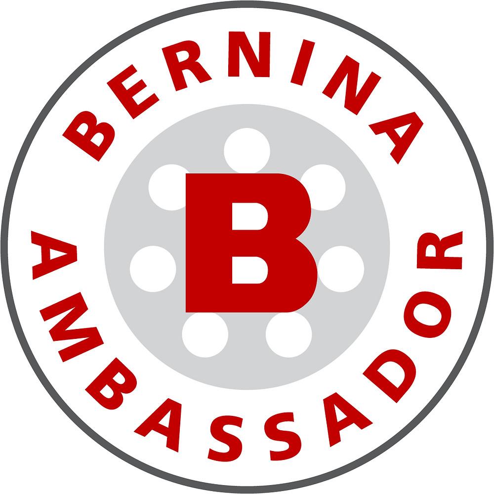 Bernina Ambassador logo