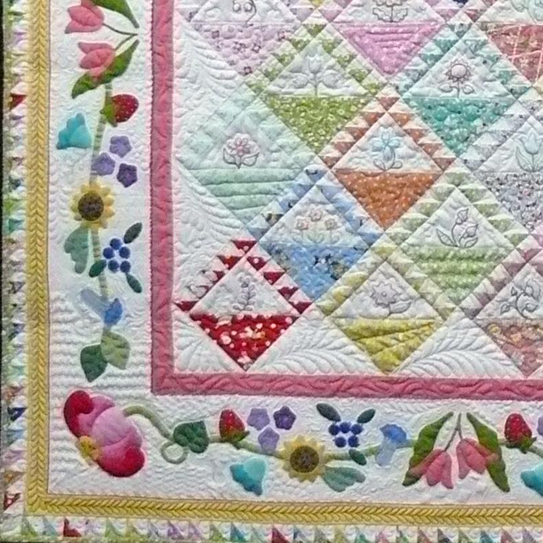 Nana's Attic quilt
