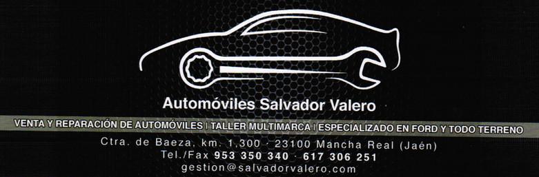 Automóviles Salvador Valero