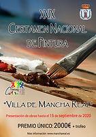 XXIX Certamen Nacional de Pintura