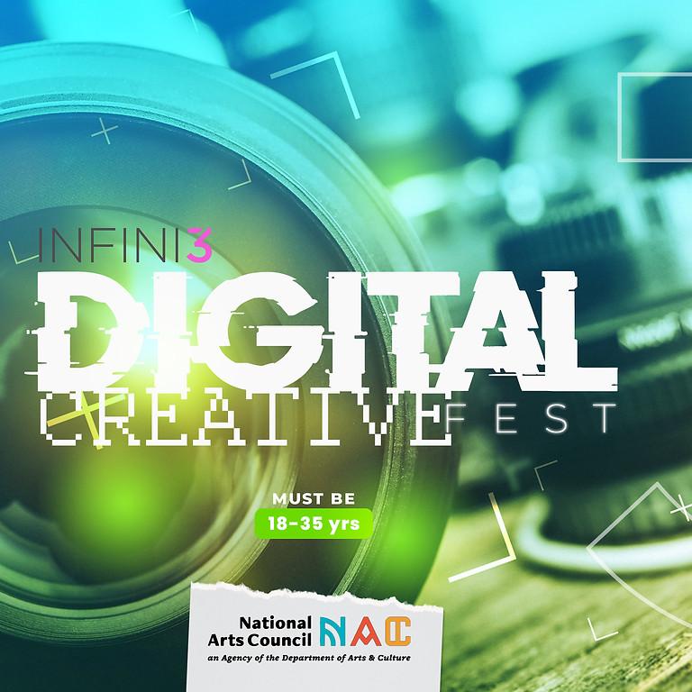 Digital Creative Fest Online Exhibition
