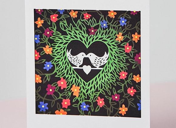 Love Birds - Warm