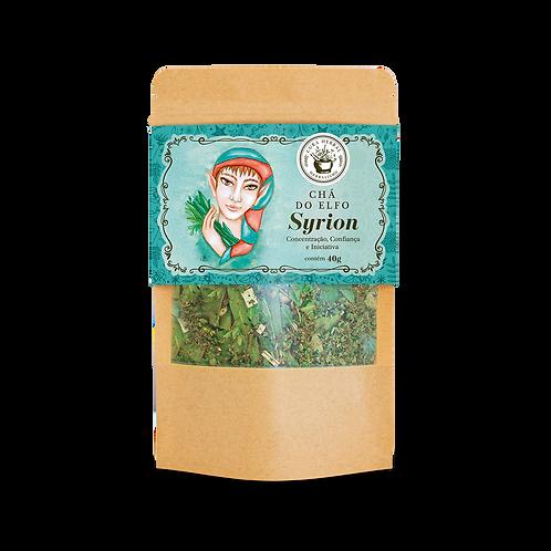 Chá do Elfo Syrion 40g Pacotinho