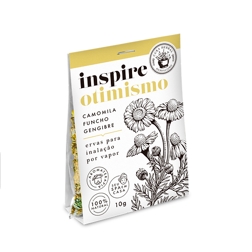 Inspire Otimismo Sachê 10g