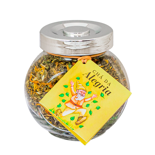 Chá da Alegria 25g Prateado V
