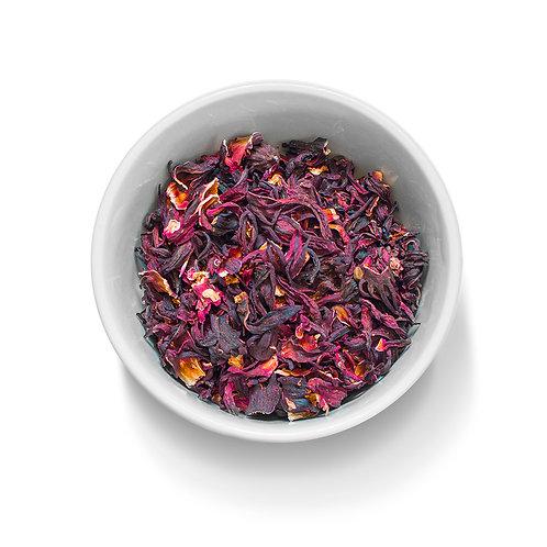 Chá de Hibisco 100g Granel