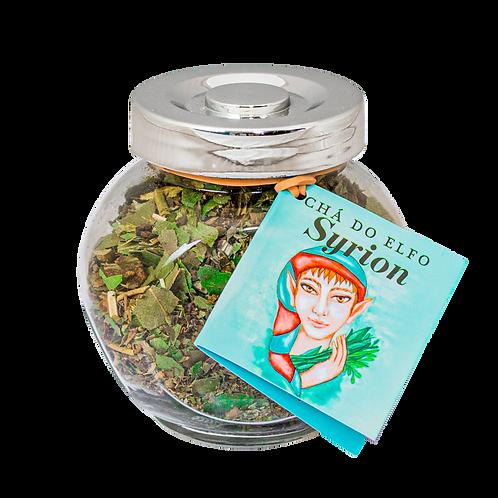 Chá do Elfo Syrion 43g Prateado