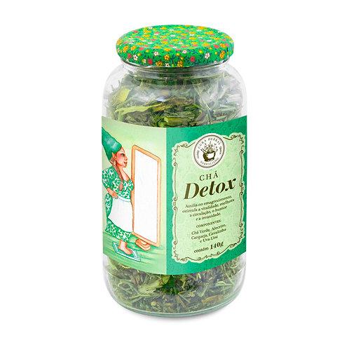 Chá Detox 140g Pote G V