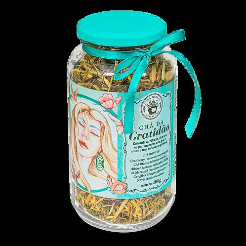 Chá da Gratidão 200g Pote G
