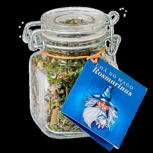 Chá do Mago Rosmarinus 17g Compotinha
