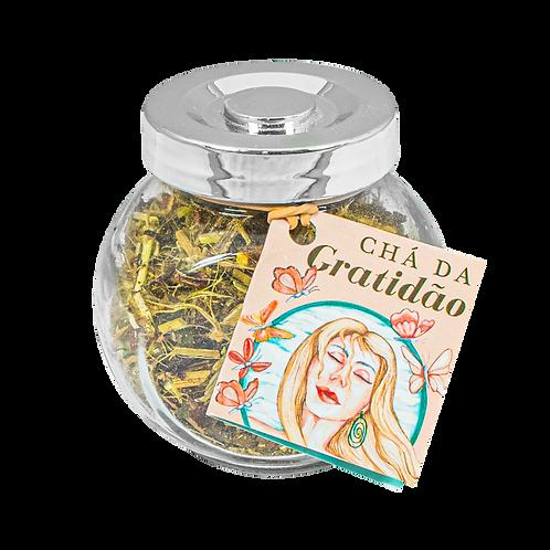 Chá da Gratidão 38g Prateado
