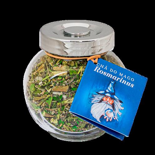 Chá do Mago Rosmarinus 29g Prateado