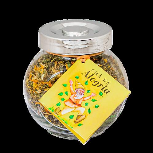 Chá da Alegria 33g Prateado