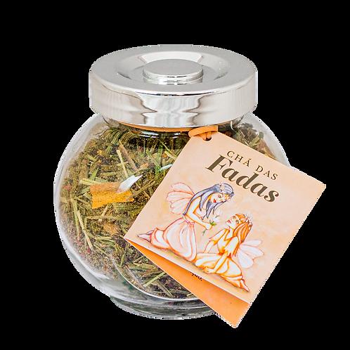 Chá das Fadas 29g Prateado