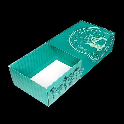 Caixa Presente Cura Herbal
