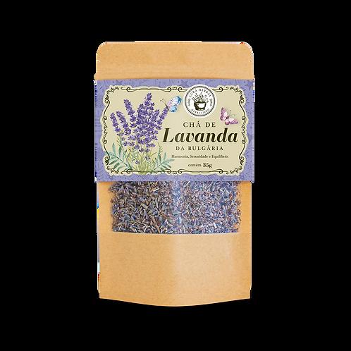 Chá de Lavanda 35g Pacotinho