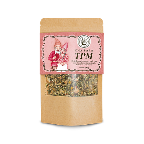 Chá para TPM 40g Pacotinho V