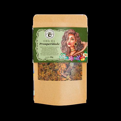 Chá da Prosperidade 60g Pacotinho