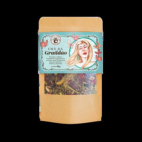 Chá da Gratidão 60g Pacotinho