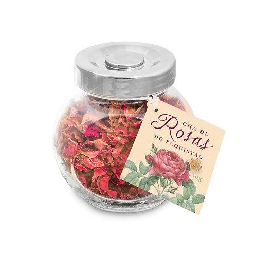 Chá de Rosas 20g Prateado V