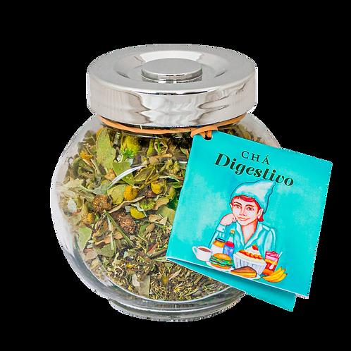 Chá Digestivo 25g Prateado V