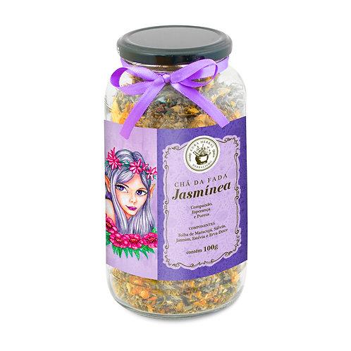Chá da Fada Jasmínea 100g Pote G V