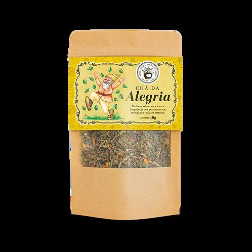 Chá da Alegria 40g Pacotinho V