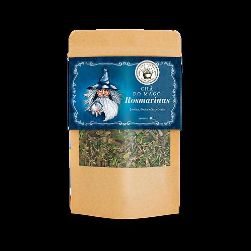 Chá do Mago Rosmarinus 40g Pacotinho